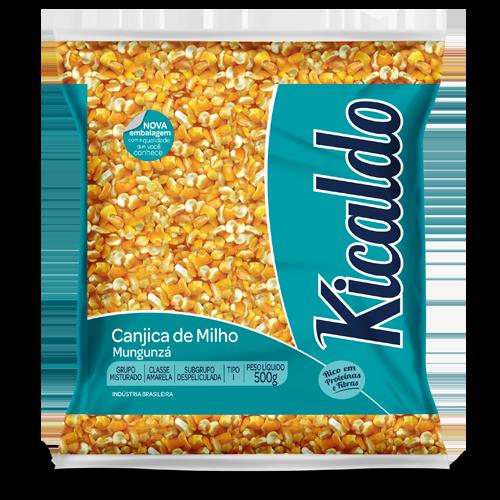 Milho para Canjica Amarela (Munguzá)