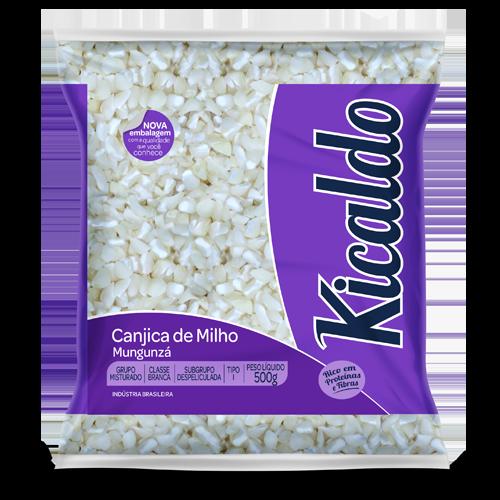 Milho para Canjica Branca (Munguzá)**